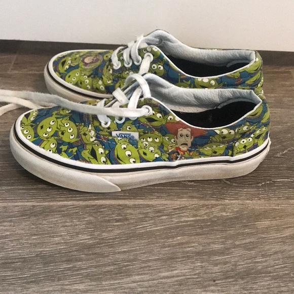 Vans Shoes | Boys Disney Toy Story Vans